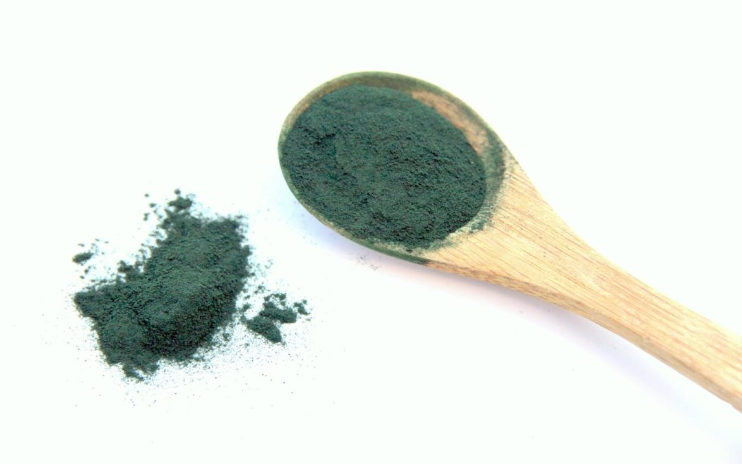 Spirulina: A superfood I rely upon.