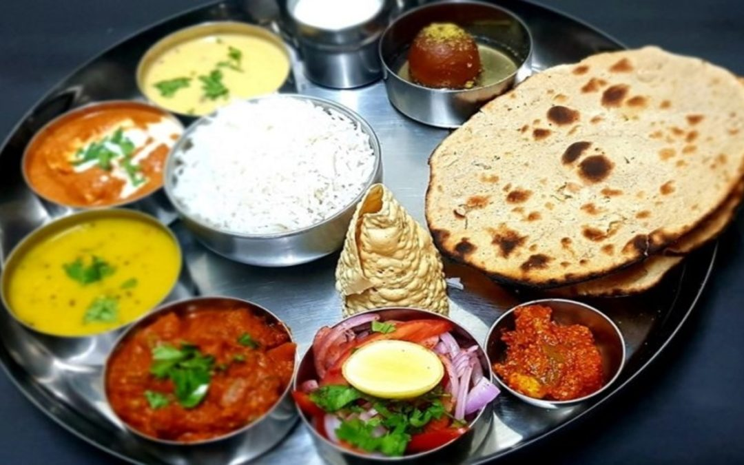 The undocumented health hidden in Indian Thali (Plate).