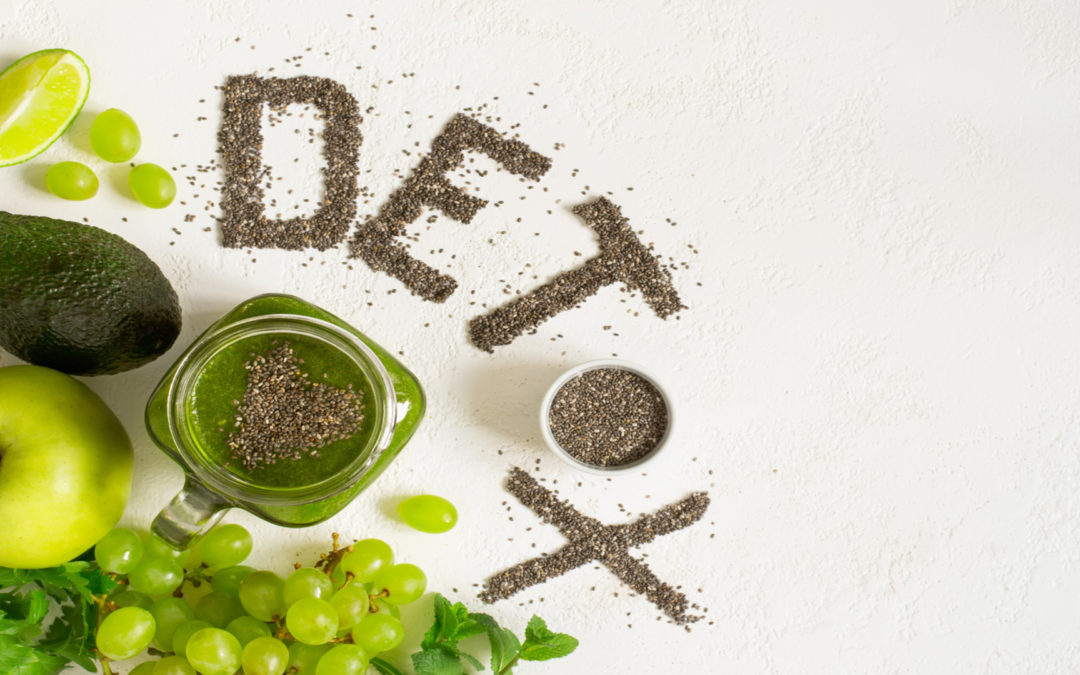Why do you need a body detox?